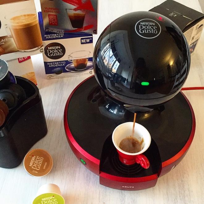 dolce gusto drop cafetera