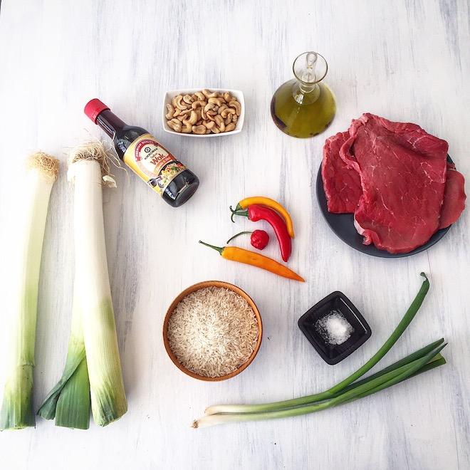 receta salsa soja