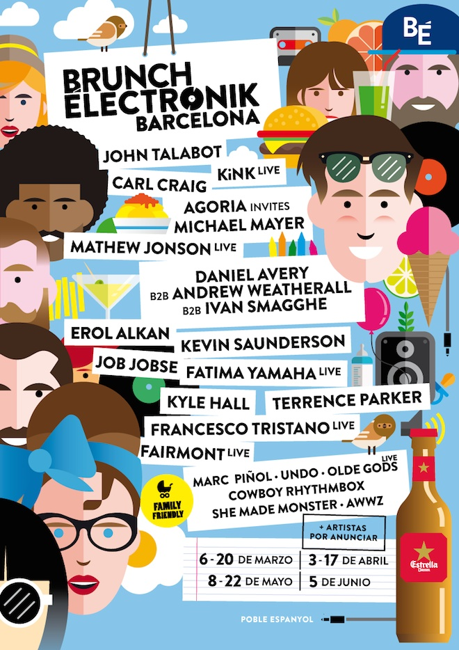 Brunch electronik cartel 16