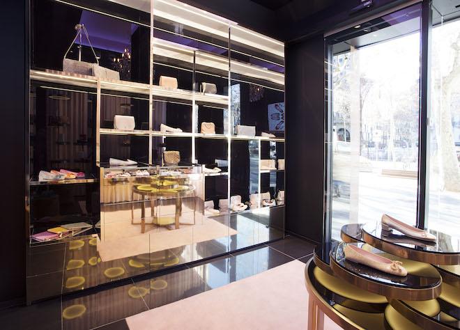 pretty ballerinas barcelona store