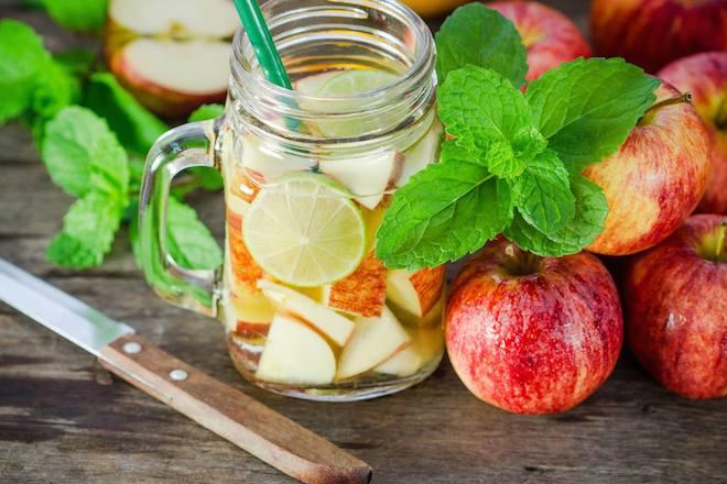 val venosta agua de fruta