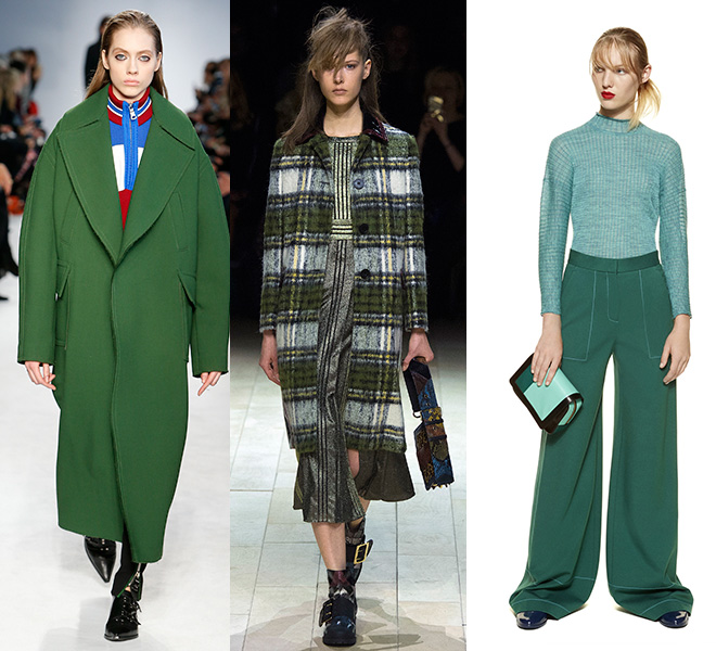 Los 10 colores de moda para el oto o invierno 2016 17 y for Que se lleva este otono 2017