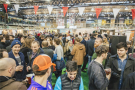 Independent Label Market en Barcelona