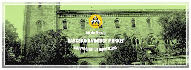 VINTAGE market barcelona