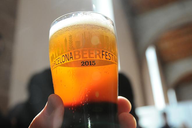 barcelona beer festival cerveza