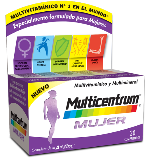 multicenturm mujer