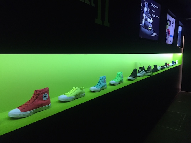 Nuevas zapatillas Converse_Chuck II