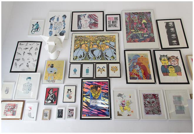 design room print workers