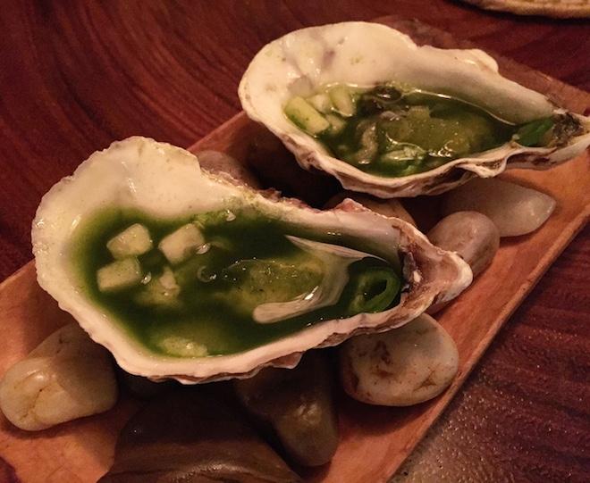 oaxaca restaurant ostras