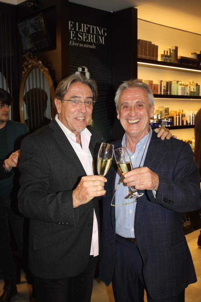 perfumerias regia inauguracion