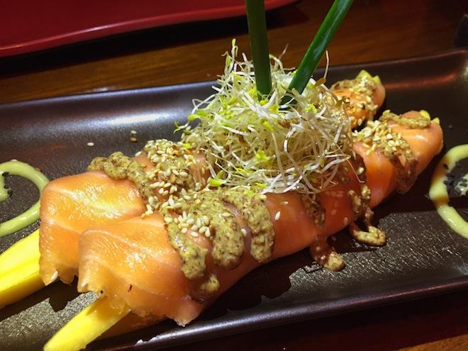 Kynoto Sushi Bar japones