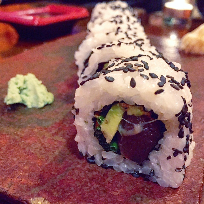 Kynoto Sushi Bar sushi