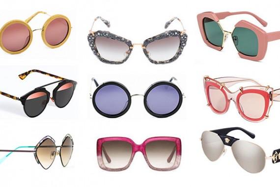 5351f5d3b7a6f Sunglasses Trends  los 5 modelos de Gafas de sol de moda para el verano 2016
