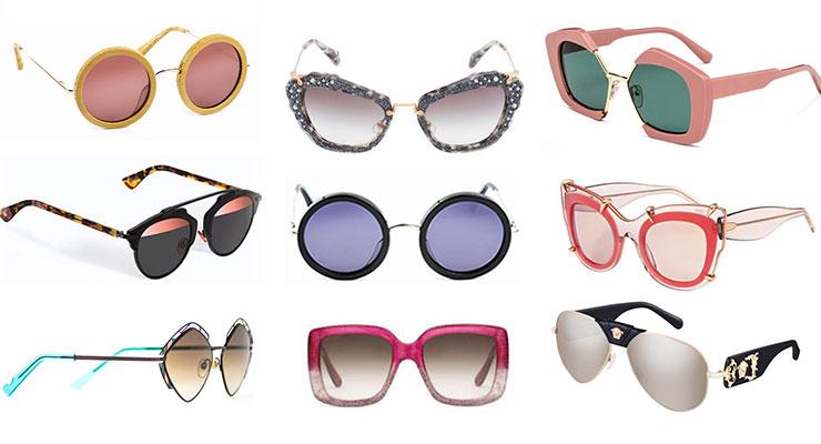 6f666ad2c8 Sunglasses Trends: los 5 modelos de Gafas de sol de moda para el ...