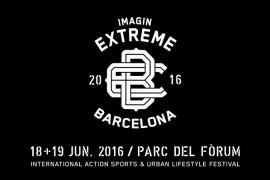 imagin Extreme Barcelona cartel