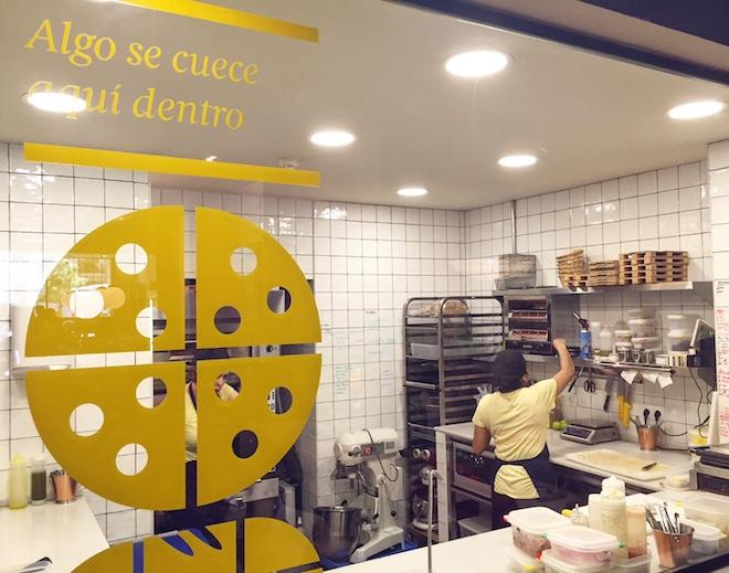 limona cocina a vista