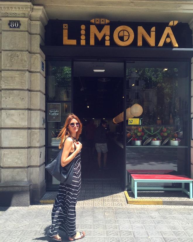 limona paseo sant juan