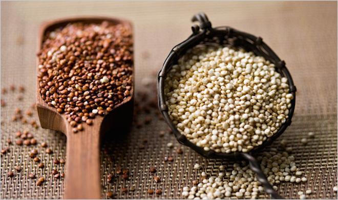 quinoa comer sano