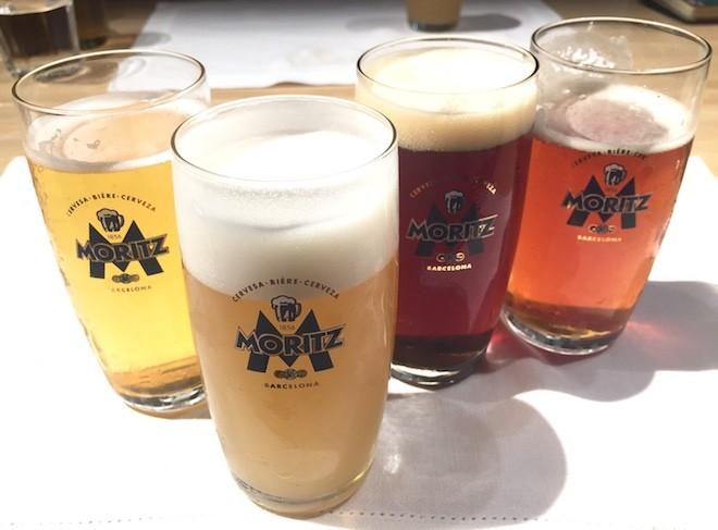 moritz beer lab cervezas artesanas