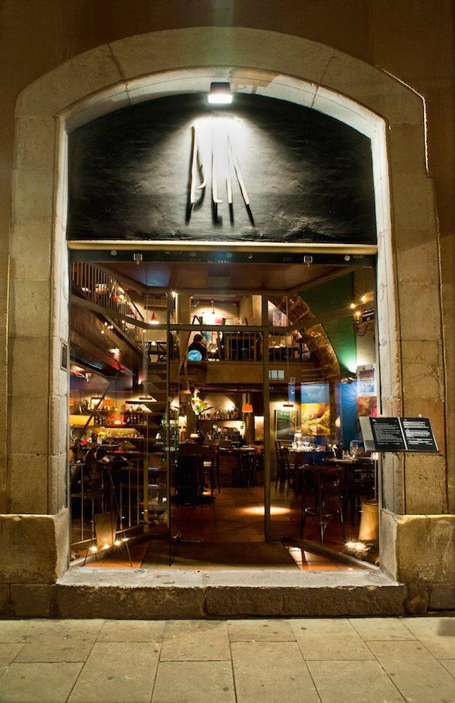 restaurante el pla barrio gotico