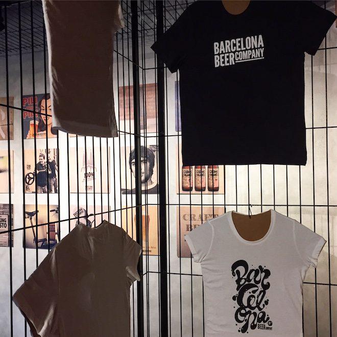 barcelona beer company camiseta