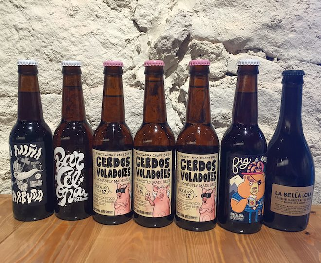 barcelona beer company craftbeer