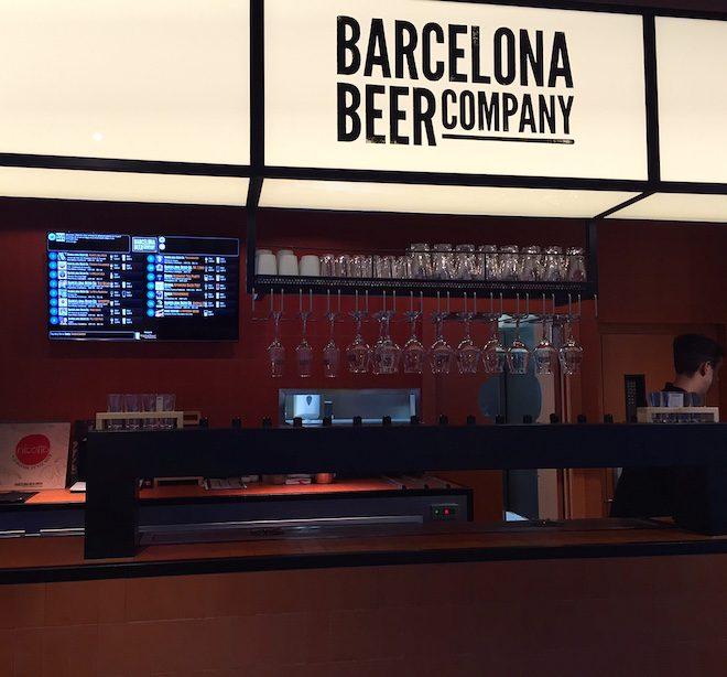 barcelona beer company tapbeer