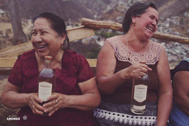 mezcal amores do mexico