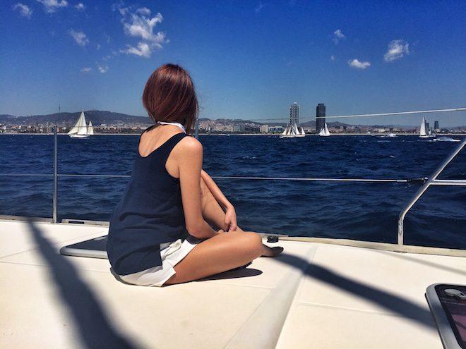 puig vela clasica regata