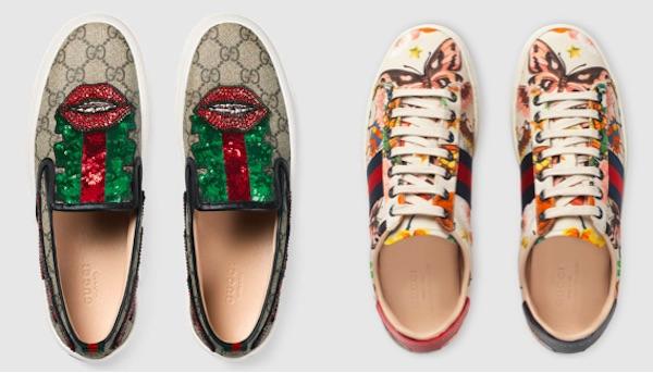 sneakers gucci atlheisure