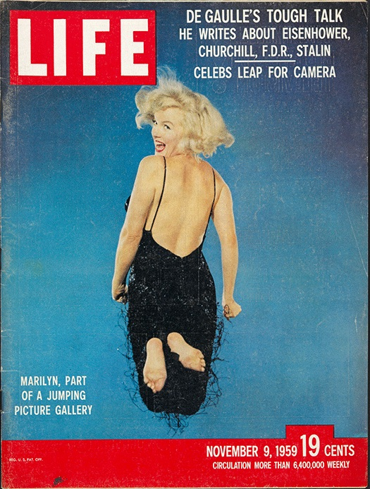 marylin-monroe-jumping life