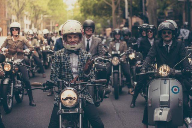 distinguished gentlemans-ride foto