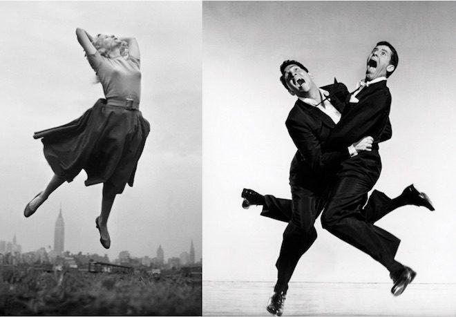 jumping-Philippe Halsman-caixa-forum
