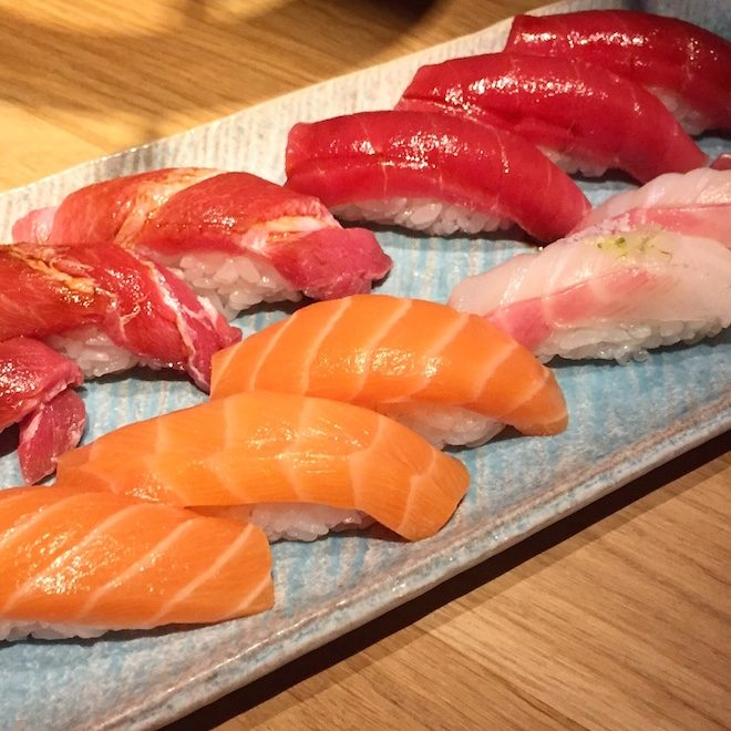 robata-sashimi