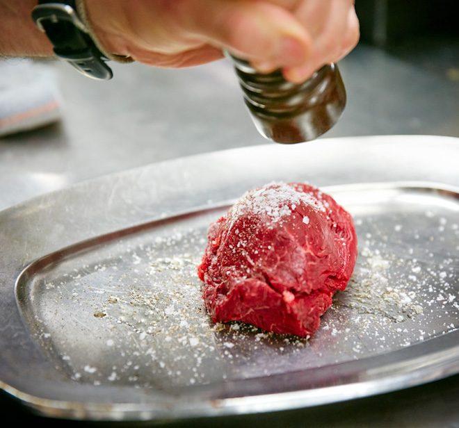restaurante solomillo barcelona carne al peso