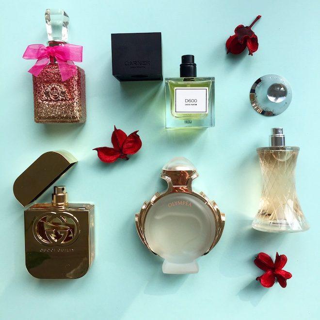 Top5 fragancias, cinco perfumes para llevar este invierno