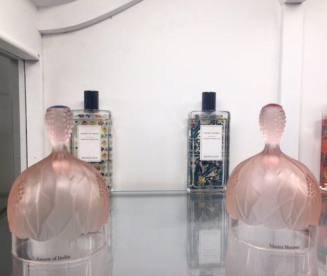la basílica galería perfume nicho