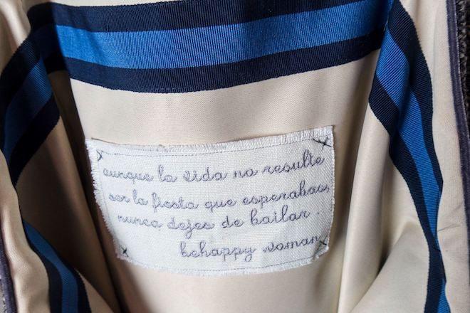 be-happy-woman-bolso-mensaje