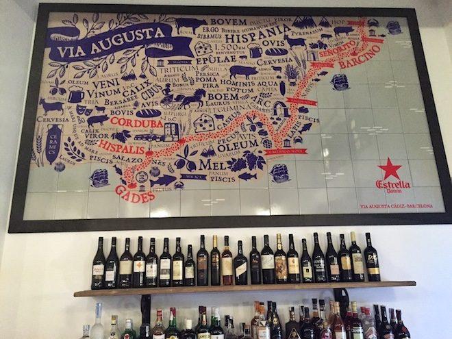 restaurantes-andaluces en Barcelona