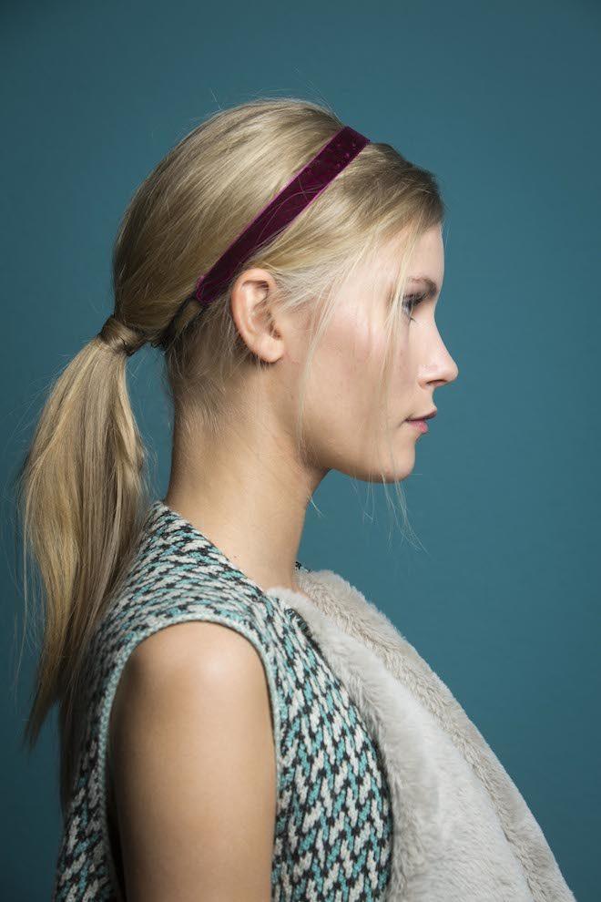 peinados de moda fw17 coleta baja