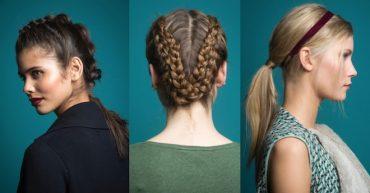peinados de moda fw17 redken