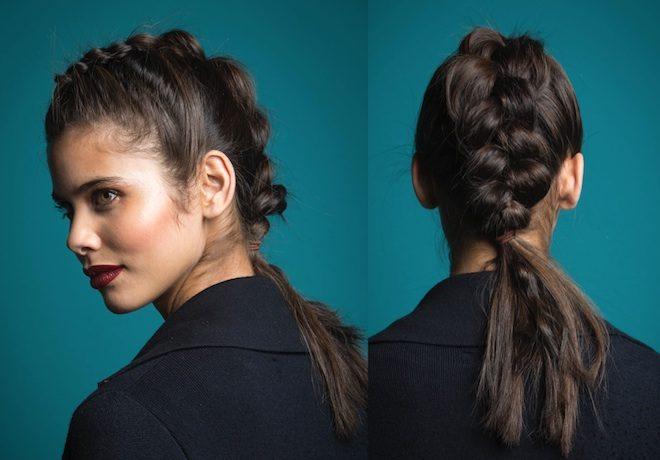 peinados de moda redken fw17