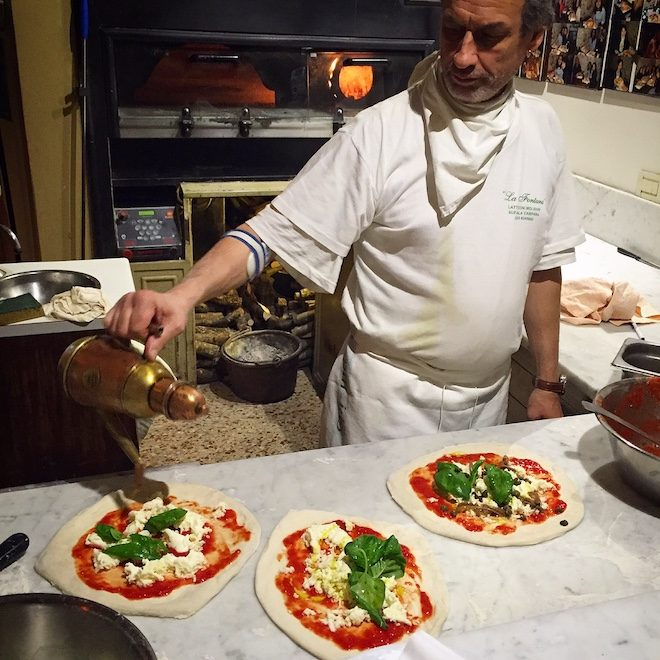 pizzeria napolitana florencia