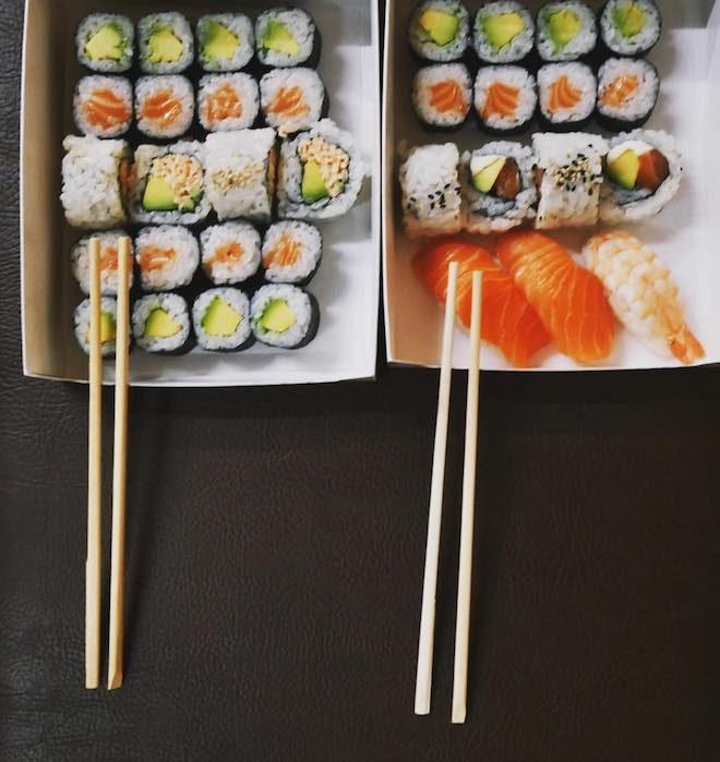 teikit sushi