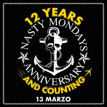 Nasty-Mondays-12 aniversario