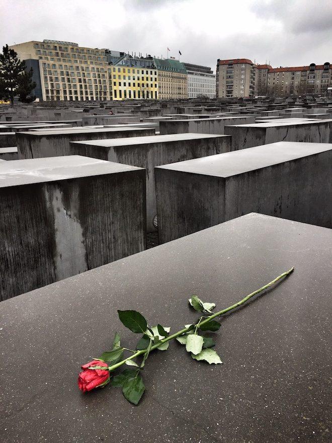 berlin memorial judios