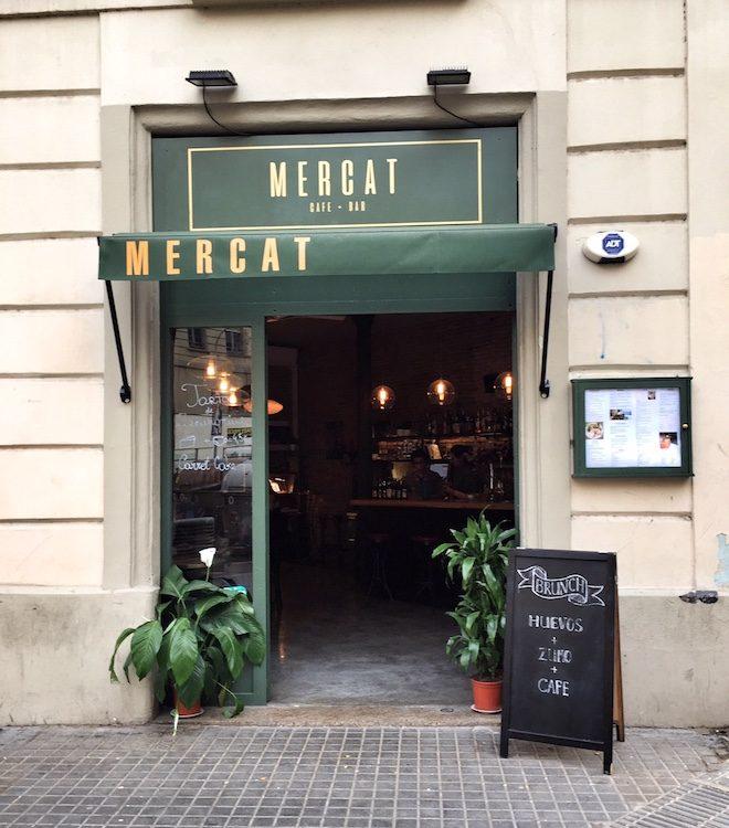 mercat cafe bar c parlmanent