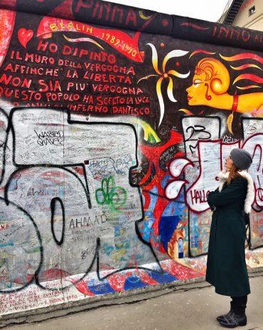 muro berlin italia east side gallery