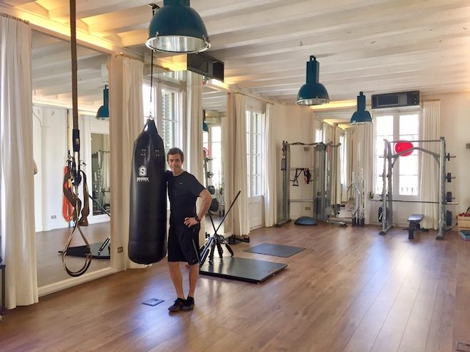 workoutbcn thelivingroom