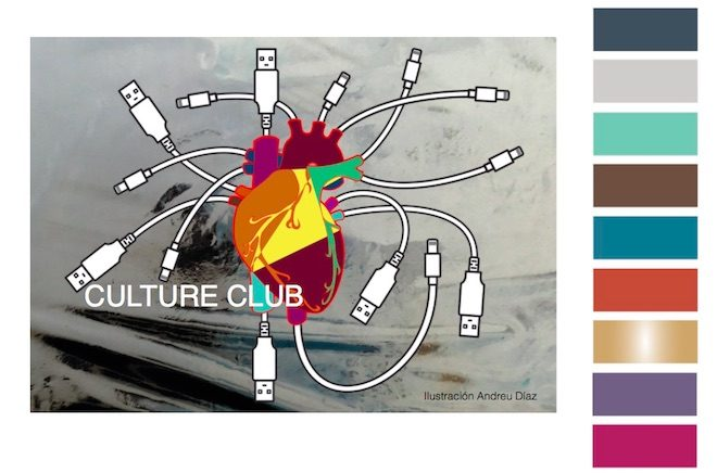 Colores de moda invierno 2018 culture club
